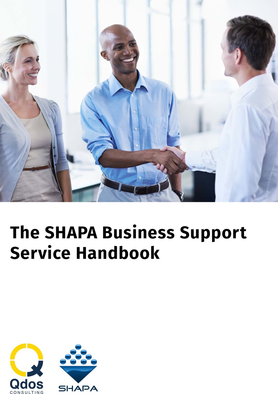 Shapa Business helpline